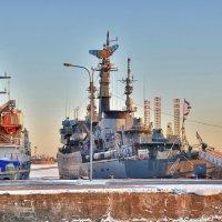 Порт Кронштадта :: Алексей Михалев