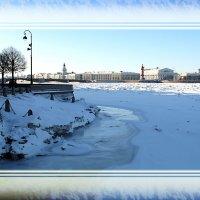 Зимний Санкт-Петербург. :: Александр Яковлев