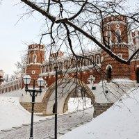зима в городе :: Олеся Семенова