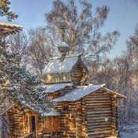 Деревянная красота :: Владимир