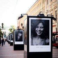 моя любимая улочка в Питере :) :: Елизавета Ск