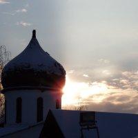 И купол, озаряя светом ... :: Лара ***