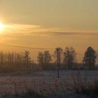 И рано солнышко ложиться спать... :: Tatiana Markova