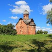 Каменная Церковь. :: Олег Фролов