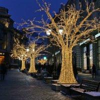 Праздничная Москва :: галина северинова