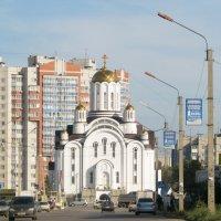 Церковь Ксении Петербуржской. :: Михаил Болдырев