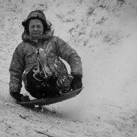 зимние забавы :: Андрей Потапов