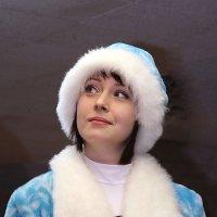 Внучка Деда Мороза :: Вениамин Максимовский
