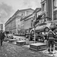Эвакуатор-  дёшево! :: Ирина Данилова