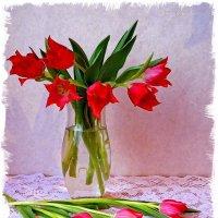 Веяние весны :: Nina Yudicheva