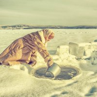 пошла млада по воду :: Юлия Раянова
