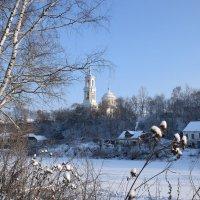 Рождественский день. :: vkosin2012 Косинова Валентина