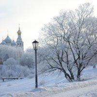 Зимняя сказка в Вологде :: Ирина Бархатова