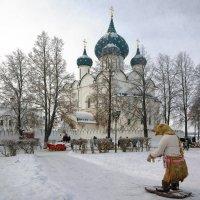 русские забавы :: Moscow.Salnikov Сальников Сергей Георгиевич