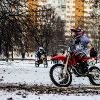 MX Rider :: Валерия Потапенкова
