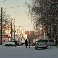 мороз и солнце...день чудесный... :: ВладиМер