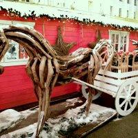 На рождественской ярмарке... :: Елена