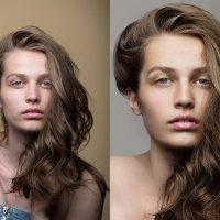 до/после :: Viktoria Anufrieva