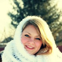 мороз и солнце день чудесный :: Tiana Ros