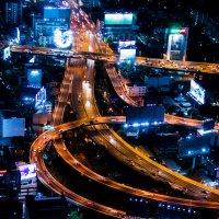 Ночной Бангкок :: Helga Helga
