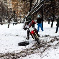 Новый поворот :: Валерия Потапенкова