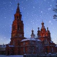 Знаменская церковь в Осташкове :: Арина Зотова