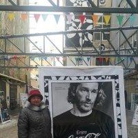На фотовыставке в Лофт Проект ЭТАЖИ в Санкт-Петербурге. :: Светлана Калмыкова