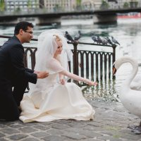 Swan lake :: Эмма Меньшикова
