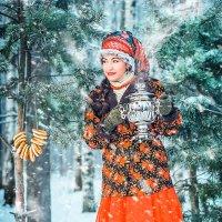 Зимний чай :: Виктор Седов