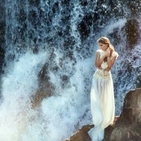 Waterfall :: Наталья Панина