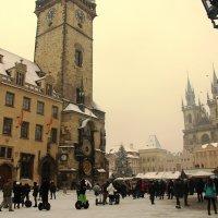 Новогодняя Прага :: Ольга