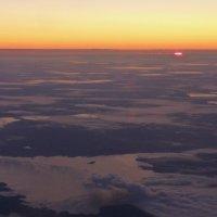 Закат.В северных широтах. :: Alexey YakovLev