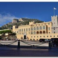 Резиденция князя Монако. :: Leonid Korenfeld