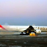 Emirates- зимний запуск :: vg154