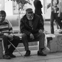 Бомжи в Самаре :: Роман Атемов