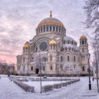 Январское утро :: Сергей Григорьев