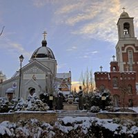 Winter Church :: Roman Ilnytskyi