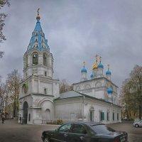 Церковь Благовещения :: Марина Назарова