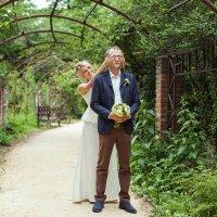 Свадебная фотосессия :: Лина Ванил