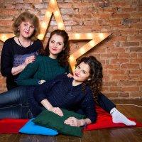 Семейная фотосессия :: Нина Потапова