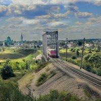 Через мост :: Игорь Ковалевский