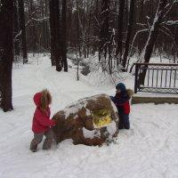 Детские забавы - дело серьезное :: Андрей Лукьянов