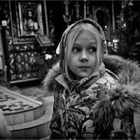 В Рождество :: Юрий Храмутичев
