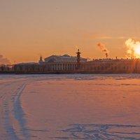 Зимнее солнце :: Сергей Зыков