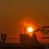 Солнце на ледоколе :: Яна Старковская