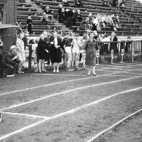 """Архангельск. Стадион """"Динамо"""", 1963. Наши школьные соревнования (1) :: Владимир Шибинский"""