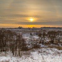 Когда заходит солнце :: Артем Рязанцев
