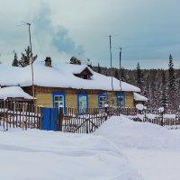 В снежном плену :: Анатолий Иргл