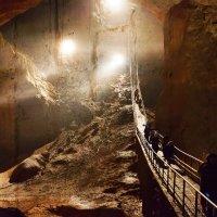 Новоафонская пещера :: Дмитрий Карышев