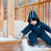 холодно и снежно :: Марина Ионова
